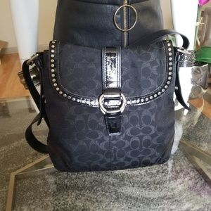Beautiful COACH Studded Purse
